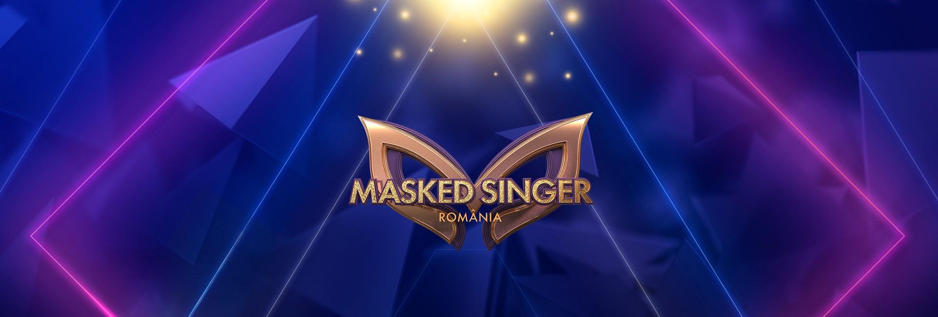 MASKED SINGER ROMANIA