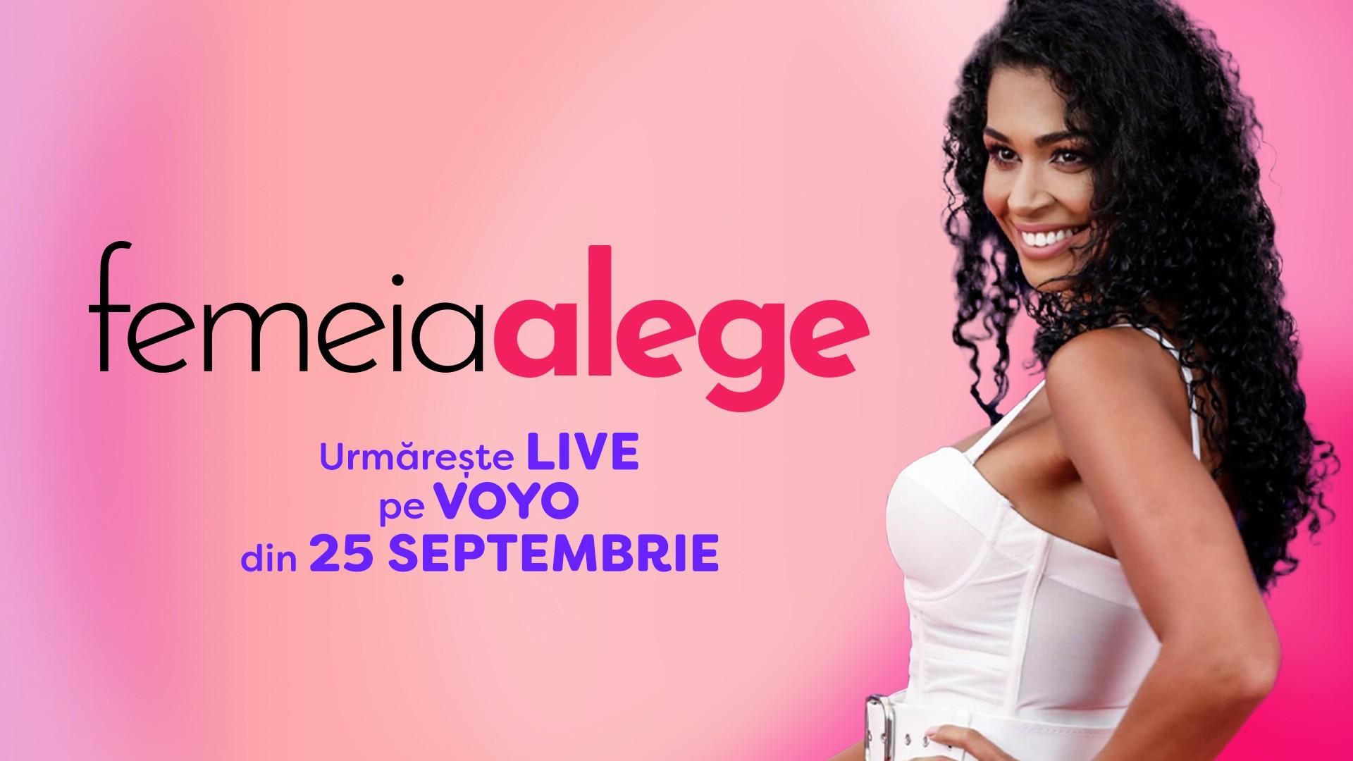 Femeia alege - live 24/24